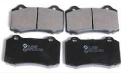 Volvo S60R, V70R (96-04) Rear Brake Pads